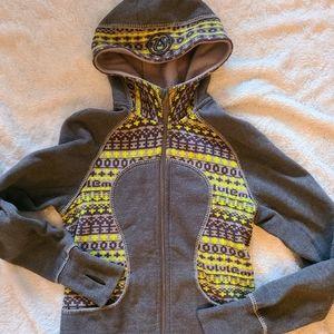 EUC lululemon scuba sweater